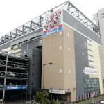 ラウンドワンスタジアム堺駅前店外観