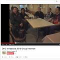 グループインタビュー動画