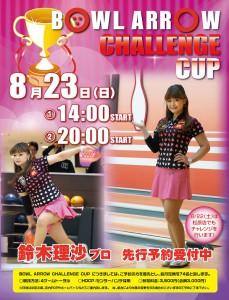 鈴木理沙プロチャレンジマッチ